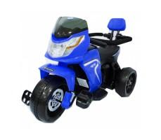 Детский мото-велосипед  River Toys O777OO 2в1 Blue