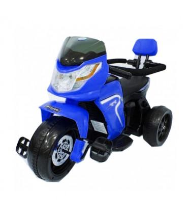 Детский мото-велосипед River Toys O777OO 2в1 Blue | Купить, цена, отзывы