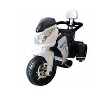 Детский мото-велосипед River Toys O777OO 2в1 White