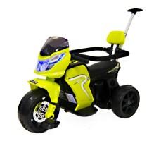 Детский мото-велосипед  River Toys O777OO 2в1 Yellow