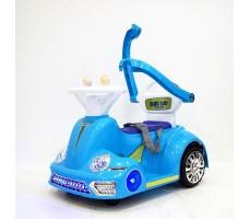 Электромобиль-ходунки Rivertoys 1688 Blue