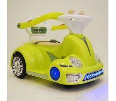 Электромобиль-ходунки Rivertoys 1688 Lime