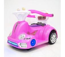Электромобиль-ходунки Rivertoys 1688 Pink