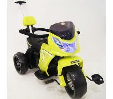 Детский электромотоцикл RiverToys O888OO Green