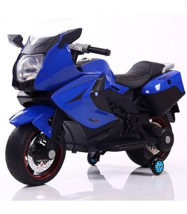 Детский электробайк RiverToys Superbike A007MP Blue | Купить, цена, отзывы