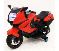 Детский электробайк RiverToys Superbike A007MP Red