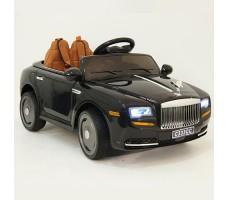 Детский электромобиль RiverToys RollsRoyce C333CC Black