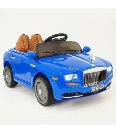 Детский электромобиль RiverToys  RollsRoyce C333CC Blue   Купить, цена, отзывы