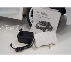 Фото комплектации электромобиля RiverToys BMW T004TT White