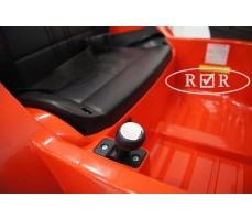 Фото рычага переключения скоростей электромобиля RiverToys BMW T004TT Red