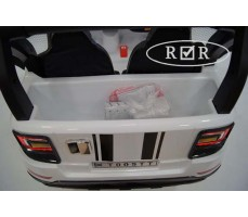 Фото багажника электромобиля RiverToys BMW T005TT White