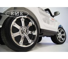 Фото колес электромобиля RiverToys BMW T005TT White