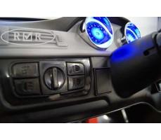 Фото приборной панели электромобиля RiverToys BMW T005TT Black