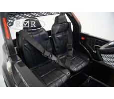 Фото сидений электромобиля RiverToys BMW T005TT Black