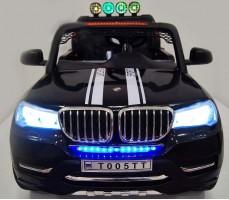 Электромобиль BMW T005TT Black р/у