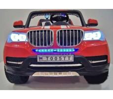 Электромобиль BMW T005TT Red р/у