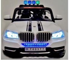 Электромобиль BMW T005TT White р/у