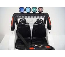 Фото  сиденья электромобиля RiverToys BMW T005TT White