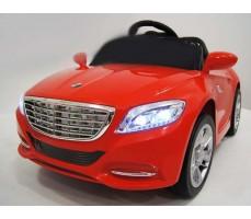 Электромобиль  Mercedes T007TT Red р/у