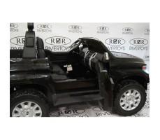 Боковое фото детского электромобиля TOYOTA TUNDRA JJ2255 Black