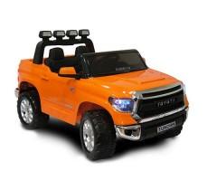 Боковое фото детского электромобиля TOYOTA TUNDRA MINI JJ2266 Orange