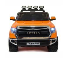 фото детского электромобиля TOYOTA TUNDRA MINI JJ2266 Orange