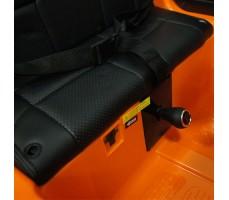 Фото сиденья детского электромобиля TOYOTA TUNDRA MINI JJ2266 Orange