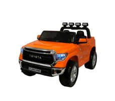 Детский электромобиль TOYOTA TUNDRA MINI JJ2266 Orange
