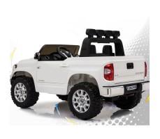 Боковое фото детского электромобиля TOYOTA TUNDRA MINI JJ2266 White