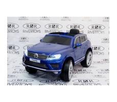 Электромобиль River Toys Volkswagen Touareg Blue