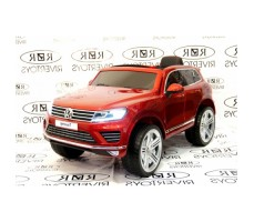 Электромобиль River Toys Volkswagen Touareg Red