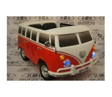 Электромобиль River Toys Volkswagen X444XX Red