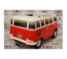 Фото электромобиля River Toys Volkswagen X444XX Red вид сзади