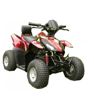 Электроквадроцикл Simbel Mini Q eco Red   Купить, цена, отзывы