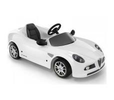 Детский электромобиль Toys Toys Alfa 8c White
