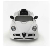 фото Детский электромобиль Toys Toys Alfa 8c White