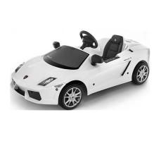 Детский электромобиль Toys Toys Lamborghini Gallardo White