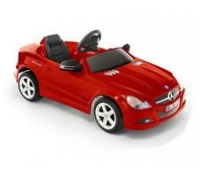 фото Детский электромобиль Toys Toys Mercedes SL500 Red