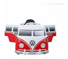 Электромобиль Volkswagen W 487 Red вид спереди с открытыми дверьми