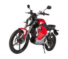 фото электромотоцикла Soco 1200W Red