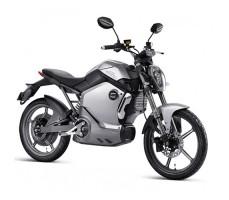 Электромотоцикл Soco 1200W Silver