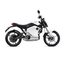 Электромотоцикл Soco 1200W White