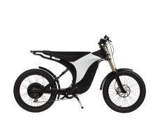 Электромотоцикл Sparta 60V 2000W White