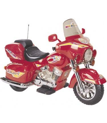 Электромотоцикл Patrol Police CT-950 красный| Купить, цена, отзывы
