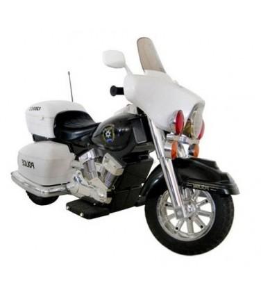Электромотоцикл Patrol Police CT-950 белый | Купить, цена, отзывы