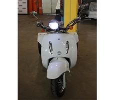 фото электротрицикла Mytoy Retro 1000W White спереди