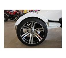 фото колеса электротрицикла Mytoy Retro 1000W White