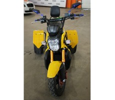 фото электротрицикла MYTOY SPORT Yellow спереди
