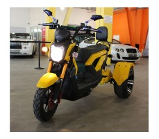 Электротрицикл MYTOY SPORT Yellow