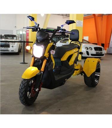 Электротрицикл MYTOY SPORT Yellow | Купить, цена, отзывы